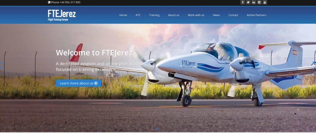 FTE Jerez école de formation pilote