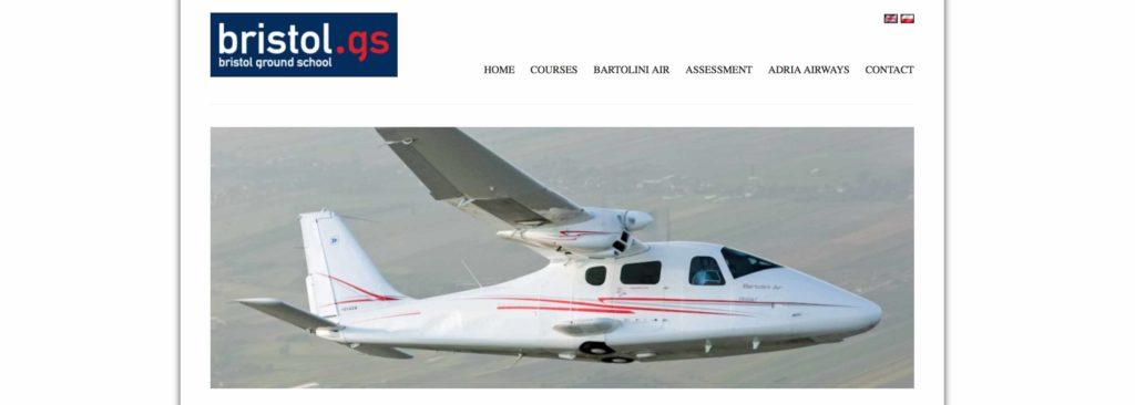 Bartolini air école de pilote en pologne